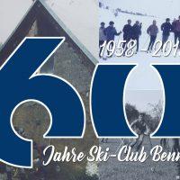 60 Jahre Jubiläum Ski-Club Benningen