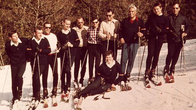 Winter ade - 60 Jahre Skiclub Benningen