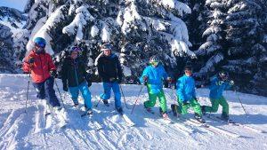 Ausbildung Skilehrer und Snowboardlehrer