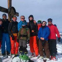 SCB Skitourenwochenende im Lechtal