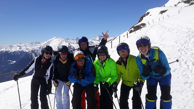 SCB Ski-Vital Wochenende in Sterzing
