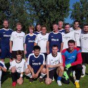 Fussball Alt mit Jung 2018