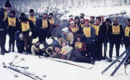 Vereinsmeisterschaft 1965 Ski-Club Benningen