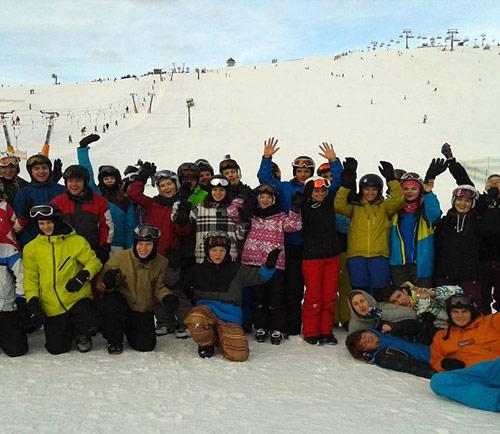 Ski-Club Benningen Jedermann Wochenende im Schwarzwald
