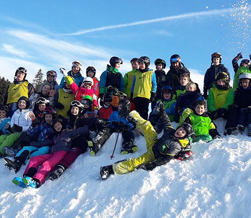 Kids- und Teenswochenende am Feldberg