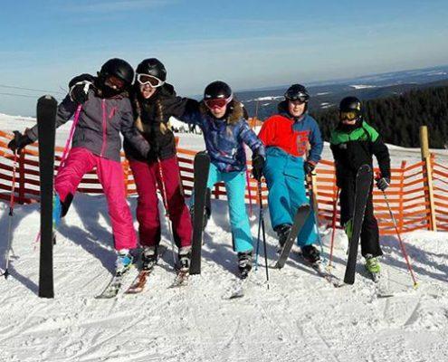 Kids- und Teenswochenende Skiclub Benningen