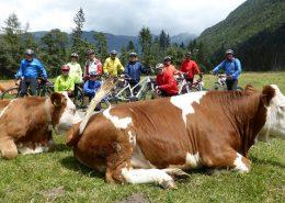 SCB Radausfahrt Südtirol