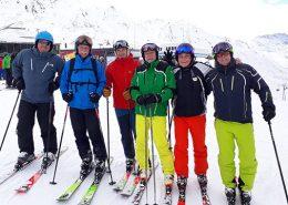 Testskiopening Skiclub Benningen