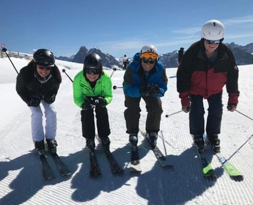 Skivital Ausfahrt Skiclub Benningen