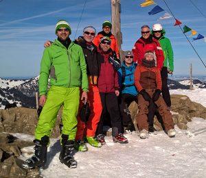 Ski-Club Benningen Skitouren
