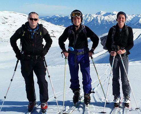 Skitour SCB