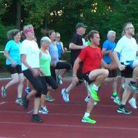Training für das Deutsche Sportabzeichen