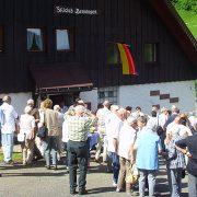 Tag der offenen Tür auf der Skihütte des Ski-Club Benningen