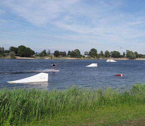 Wakeboard Wochenende St. Leoner See